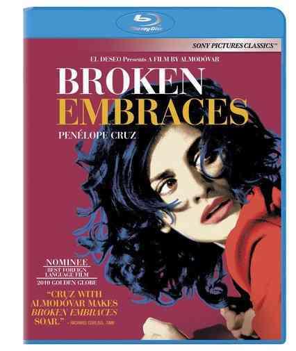 BROKEN EMBRACES BY CRUZ,PENELOPE (Blu-Ray)